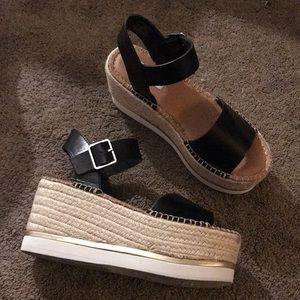 Steve Madden Sandals 6.5